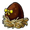 Easter Egg: Chocolate